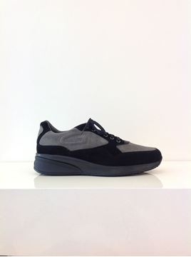 Picture of SHOES GUARDIANI MAN SU71366D GRIGIO NERO