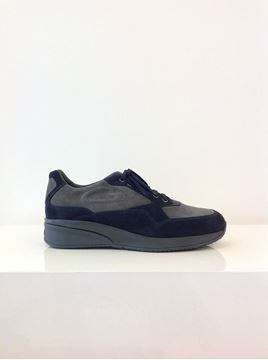 Picture of SHOES GUARDIANI MAN SU71366D GRIGIO BLU