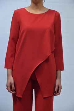 Picture of SHIRT ACCESS WOMAN 2013 501 RED