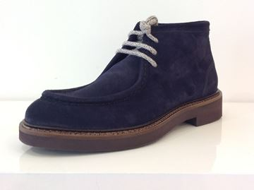 Picture of SHOES DOUCAL'S MAN 55019 BLU