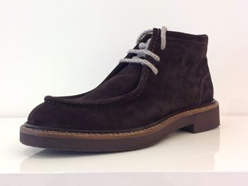 Picture of SHOES DOUCAL'S MAN 55019 MARRONE