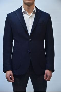 Picture of JACKET JERRY KEY MAN 001816 BLUE