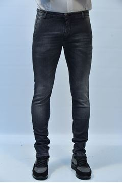 Picture of JEANS MORO MAN MJ717 BLACK