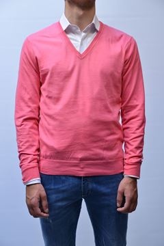Picture of SHIRT PAOLO PECORA MAN PUS09101M05 PINK