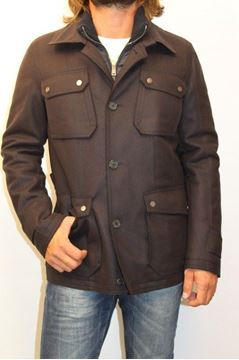 Picture of JACKET ALLEGRI MAN MUF50I BLUE
