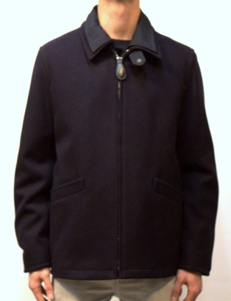 Picture of JACKET ALLEGRI MAN AC73A54 BLUE