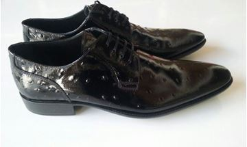 Picture of SHOES DOUCAL'S MAN GIUNONE BLACK