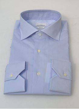 Picture of SHIRT MASTAI FERRETTI MAN V101/0A42 LIGHT BLUE