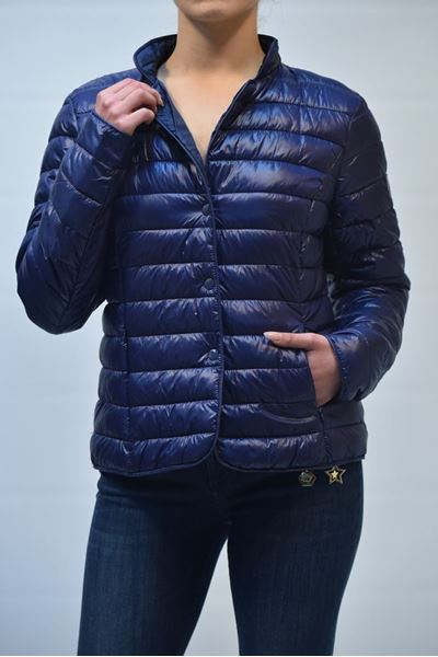 Picture of JACKET YORK WOMAN 1527 BLU