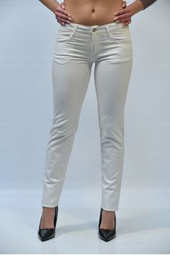 Picture of PANTS FRANKIE MORELLO WOMAN 02151 0561 WHITE