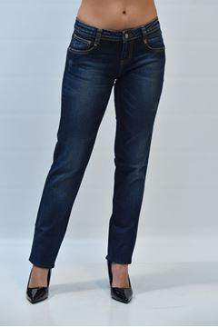 Picture of PANTS FRANKIE MORELLO WOMAN 2014 6004 BLU