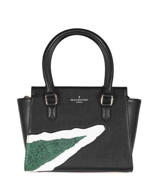 Picture of BAG PAULS BOUTIQUE WOMAN PBN126684 NERO VERDE