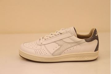 Picture of SHOES DIADORA MAN B.ELITE LIQUID BIANCO