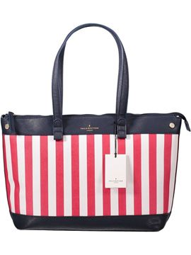 Picture of BAG PAULS BOUTIQUE WOMAN PBN126867 COLL. OLYMPIA ROSSO BIANCO
