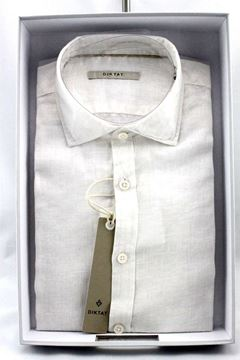 Picture of SHIRT DIKTAT MAN D37406 WHITE