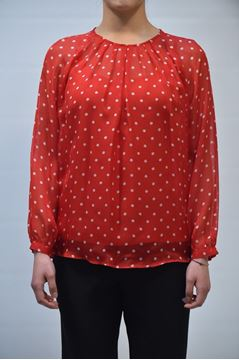 Picture of SHIRT SEVENTY WOMAN CA0686 410088 POIS