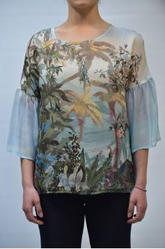 Picture of SHIRT SEVENTY WOMAN CA0713 450099 FANTASIA