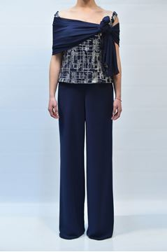 Picture of JUMPSUIT BAGATELLE WOMAN ADUT 8124 BLU