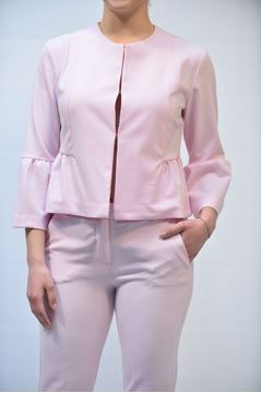 Picture of JACKET GRETHA MILANO WOMAN J030 2084 PINK