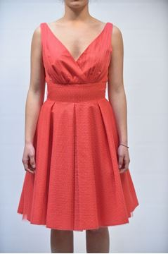 Picture of DRESS ACCESS FASHION 3082 0171 RED