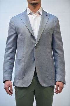 Picture of JACKET JERRY KEY MAN 1985 GRIGIO AZZURRO