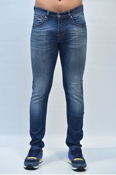 Picture of JEANS POP 84 MAN J54 3 TORINO BLU