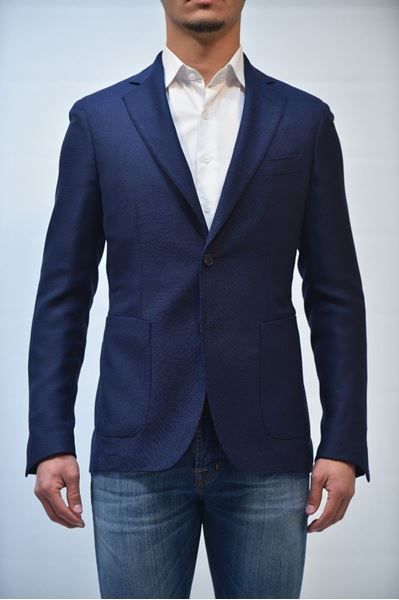 Picture of JACKET BLUE BY NARDELLI MAN W0388 BLU