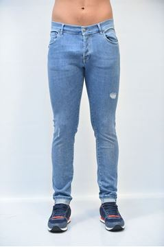 Picture of JEANS ALESSANDRINI MAN PJ5682L121 JEANS