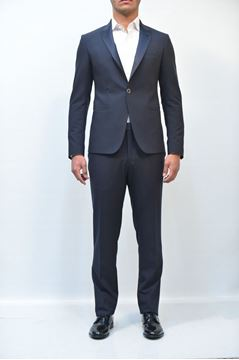 Picture of SUIT NIGHT SMOKING SM411Y49 BLU