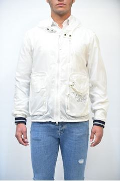 Picture of WINTER JACKET MAN ARMANI JEANS F6B08 HI BIANCO