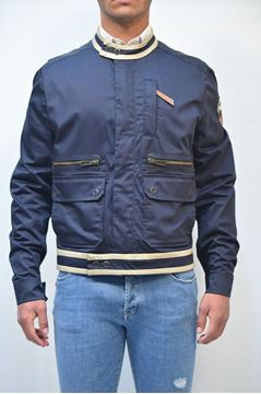 Picture of WINTER JACKET MAN 0041/0245 BLU