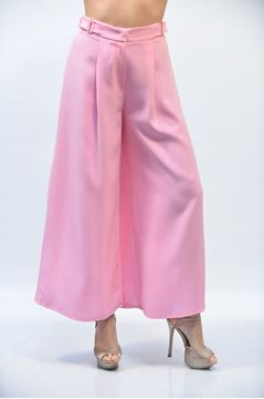 Picture of PANTS GRETHA MILANO WOMAN G P022 2228 ROSA