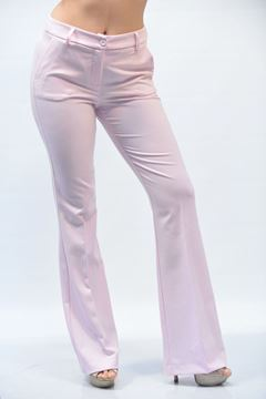 Picture of PANTS GRETHA MILANO WOMAN G P011 2084 ROSA