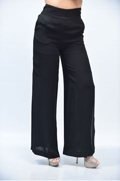 Picture of PANTS NENETTE WOMAN ERICCI NERO
