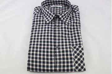 Picture of SHIRT AGLINI MAN LORENZO 11 QUADRI