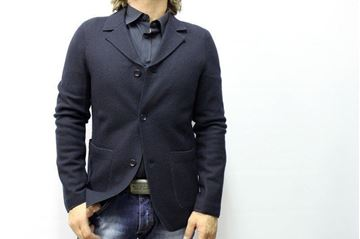 Picture of JACKET ZEGNA MAN FBM66 ZZ755 BLU