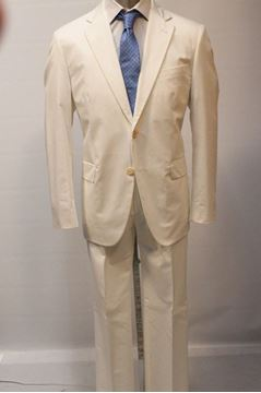 Picture of SUIT PAOLONI 021A63711159 BIANCO