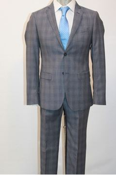 Picture of SUIT PAL ZILERI 78506P3902H2 QUADRI