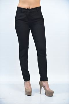 Picture of PANTS GRETHA MILANO WOMAN G P018 2228 NERO