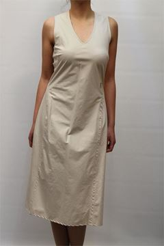 Picture of DRESS ARMATA DI MARE 90519 BEIGE