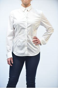 Picture of SHIRT PEUTEREY WOMAN CIRCLE BIANCO