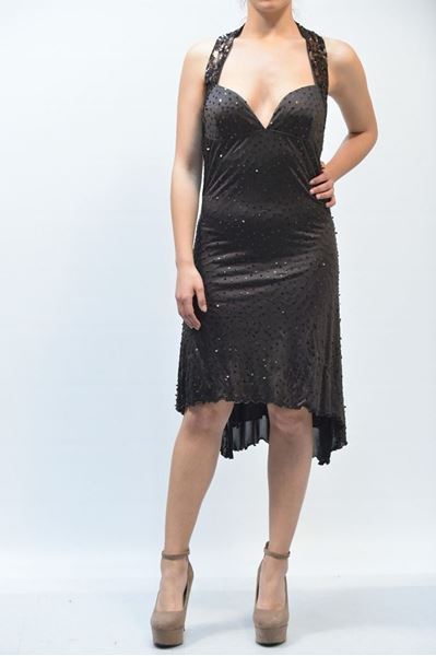 Picture of DRESS RICHMOND 54001 1666 MARRONE