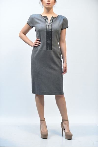 Picture of DRESS MARIA GRAZIA SEVERI Z409 GRIGIO