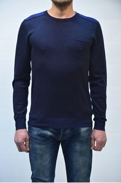 Picture of JERSEY MAN ZEGNA FBM90 ZZ110 BLU