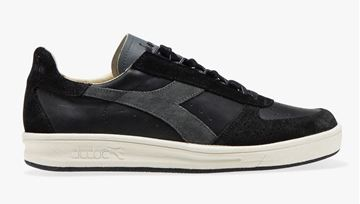 Picture of SHOES DIADORA MAN B.ELITE SL NERO GRIGIO PERLA