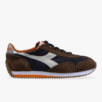 Picture of SHOES DIADORA MAN EQUIPE EVO CAMO MARRONE BLU