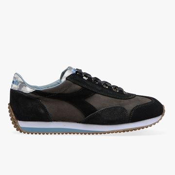 Picture of SHOES DIADORA MAN EQUIPE EVO CAMO BLU GRIGIO