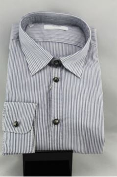 Picture of SHIRT AGLINI MAN A115.5DRITTO RIGHE