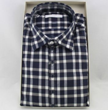 Picture of SHIRT AGLINI MAN A156.2 QUADRI