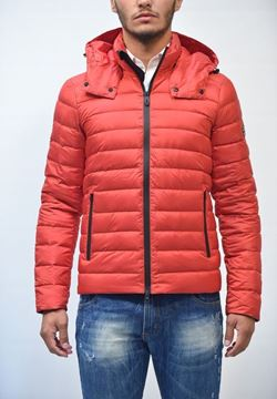 Picture of JACKET HETREGO MAN BASIL ROSSO